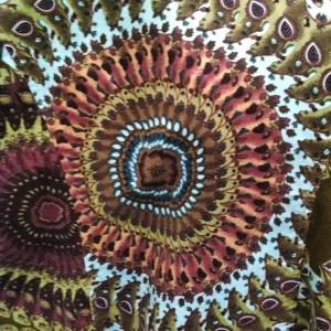 Mandala Print Blazer www.BethSawickie.com