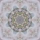 Cold Winter Mandala by Beth Sawickie