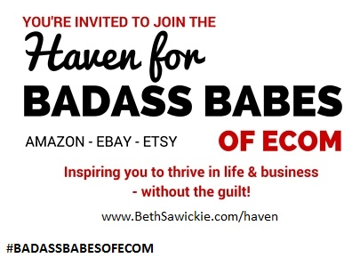 You're invited to join the Haven for Badass Babes of Ecom