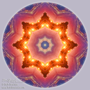 Lake Sunset Mandala by Beth Sawickie http://bethsawickie.com/lake-sunset-mandala