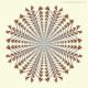 Mandala 12 by Beth Sawickie