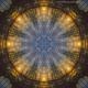 Nature's Skylight Mandala by Beth Sawickie