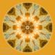 Sun Glow Mandala by Beth Sawickie http://bethsawickie.com/sun-glow-mandala