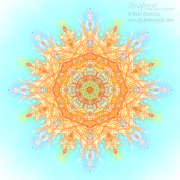 Peaceful Mandala by Beth Sawickie http://www.bethsawickie.com/peaceful-mandala