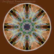 Power of the Stones Mandala by Beth Sawickie http://bethsawickie.com/power-of-the-stones-mandala #mandala #meditation #kaleidoscope #healingenergy