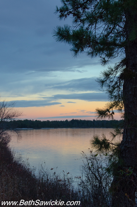 Cool Sunset Stroll at Whitesbog Village http://bethsawickie.com